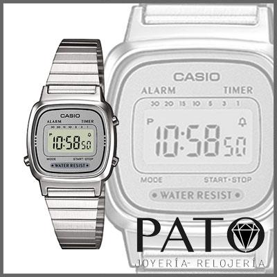 Reloj Casio LA670WEA-7EF