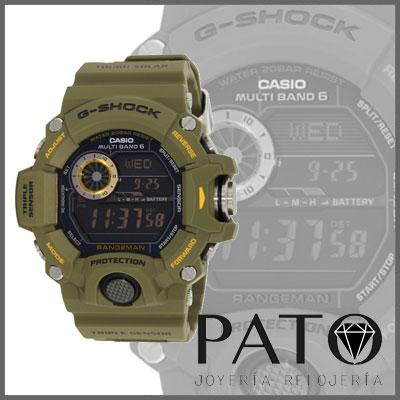 Casio Watch GW-9400-3ER