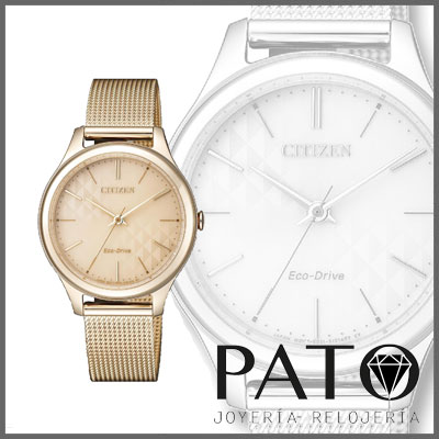 Citizen Watch EM0503-83X