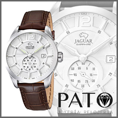 Jaguar Watch J663/1