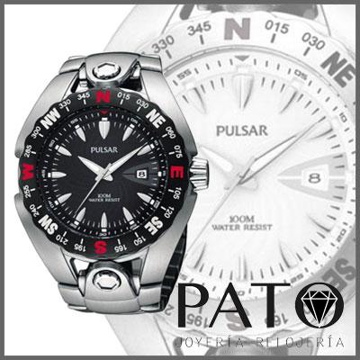 Reloj Pulsar PG8145X
