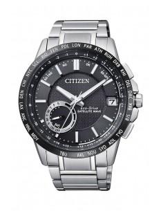 Reloj Citizen Eco-Drive Satellite Wave Gps F150 CC3005-51E