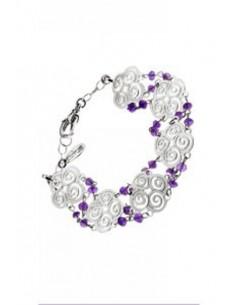 Bracelet Lotus Silver LP1075/2/1