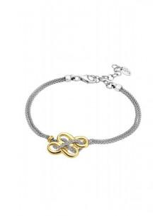 Lotus Silver Bracelet LP1404/2/1