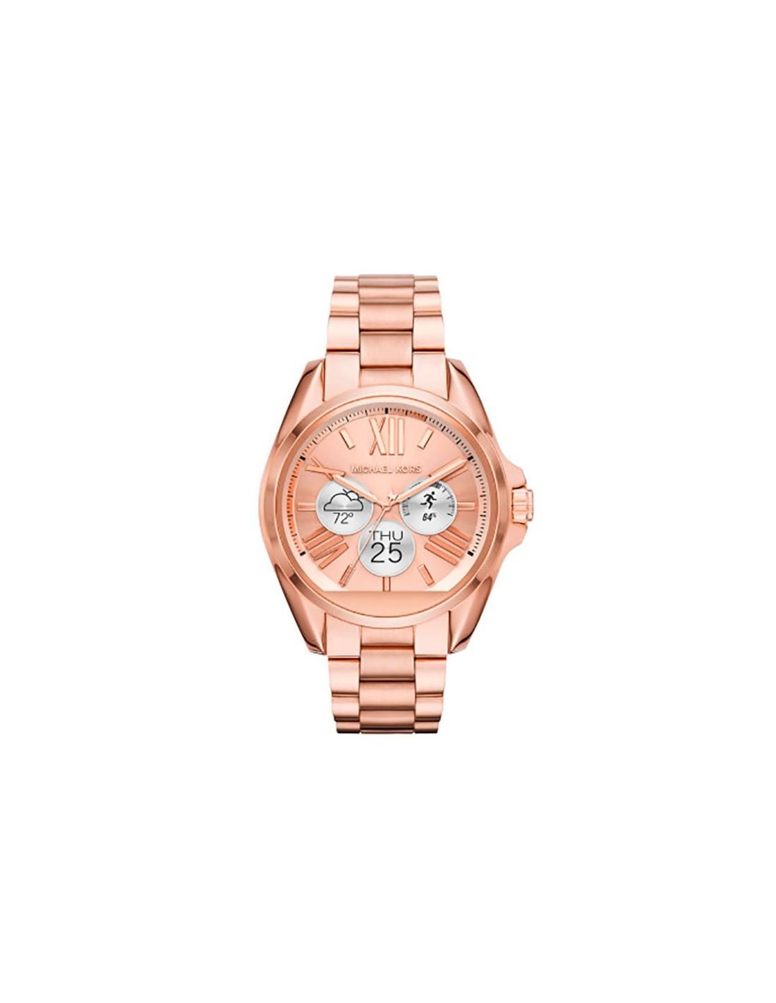 MKT5004   Relógio Smartwatch Michael Kors Access Bradshaw MKT5004 c938e34d1b