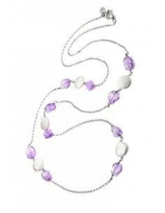 Lotus Silver Necklace LP1065/1/1
