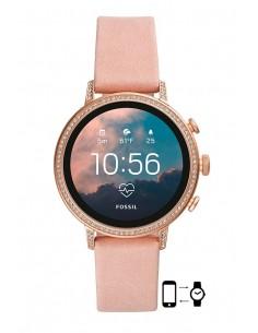 Fossil FTW6015 Smartwatch | Venture HR Blush Generation IV