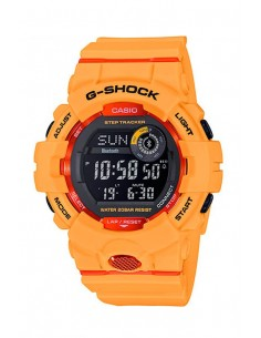 Reloj GBD-800-4ER Casio G-Shock Bluetooth Step Tracker