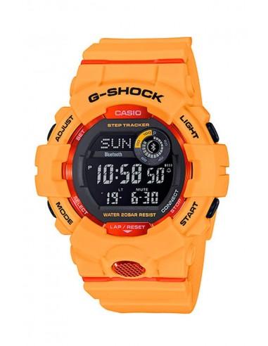 Reloj GBD-800-4ER Casio G-Shock Bluetooth Step Tracker