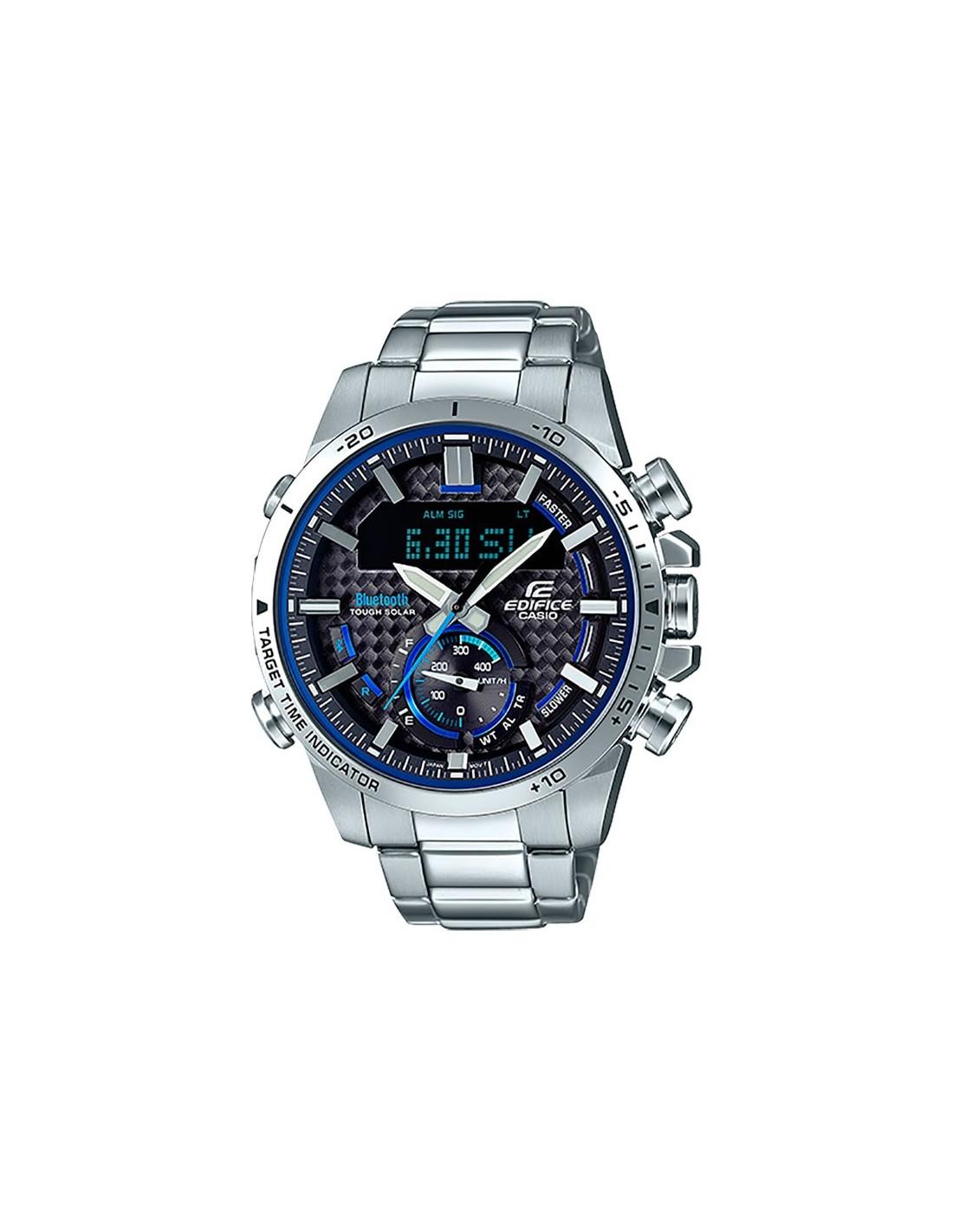 80458c2e8bea Relógio ECB-800D-1AEF Casio Edifice Bluetooth ...