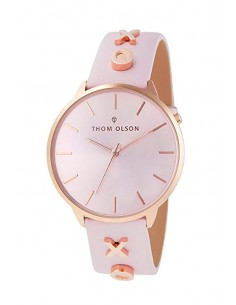 Thom Olson CBTO013 Watch Message Pink Kiss