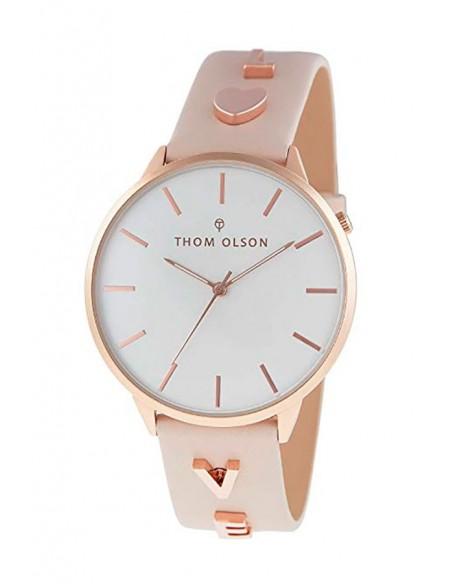 Reloj CBTO012 Thom Olson Message Beige Love