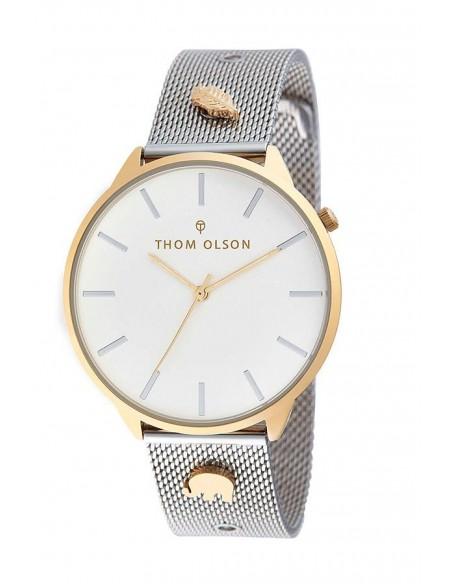 Reloj CBTO052 Thom Olson Gypset Gold Elephant