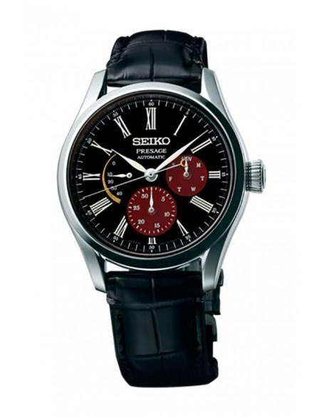 "Seiko SPB085J1 Automatic Presage Limited Edition ""The Urushi Byakudan-nuri "" Watch"