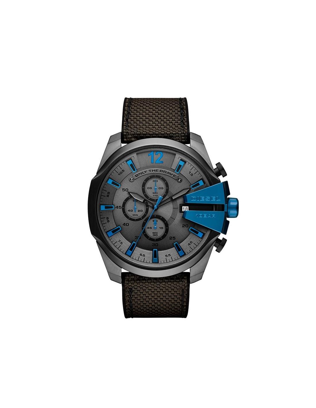 a0ac8ce61e70 Reloj Diesel Mega Chief DZ4500 ...