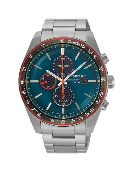 Relógio SSC717P1 Seiko Solar