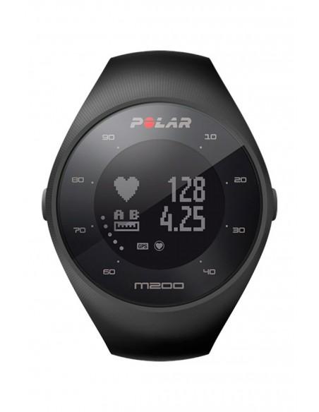 Uhr Polar M200 BLACK