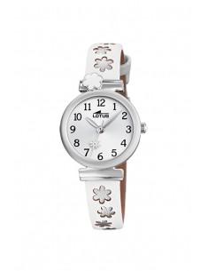 Lotus 18626/1 Watch + Lotus Silver Bracelet