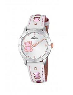 Lotus 18657/B Watch + Lotus Silver Bracelet
