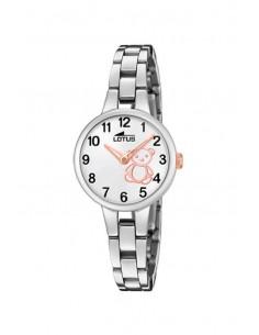 Lotus 18658/5 Watch + Lotus Silver Bracelet