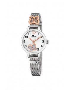 Lotus 18659/2 Watch + Lotus Silver Bracelet