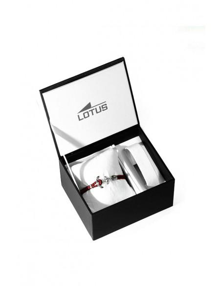 Lotus 18664/1 Watch + Lotus Silver Bracelet