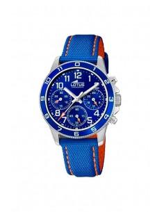 Lotus 18581/2 Watch + Lotus Silver Bracelet