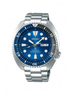 Seiko SRPD21K1 Automatic Prospex Diver´s 200 m Turtle Save The Ocean Watch
