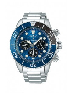 "Seiko SSC741P1 Seiko Solar Prospex Diver´s 200 m ""Save The Ocean"" Watch"