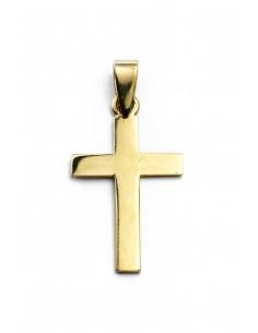 18 K Gold Cross CR4267