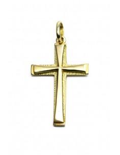 18 K Gold Cross CR1425