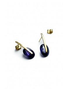18 K Gold Earrings 200432