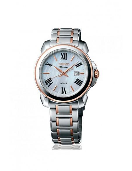 Seiko SUT322P1 Solar Premier Watch