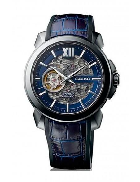 """Seiko SSA375J1 Automatic Premier Limited Edition """"Novak Djokovic"""" Watch"""