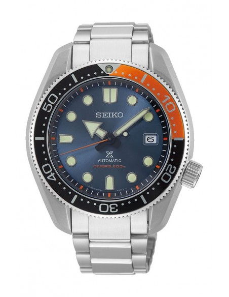 "Seiko SPB097J1 Automatic Prospex Diver´s 200 m ""Twilight Blue"" Watch"
