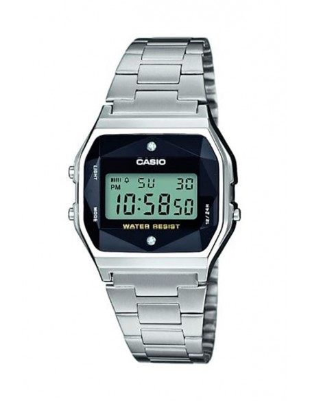 Casio A158WEAD-1EF Collection Watch