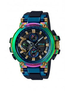 Casio MTG-B1000RB-2AER G-Shock Rainbow Ion Plating 20th Anniversary Watch