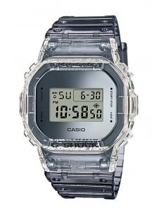 Montre DW-5600SK-1ER Casio G-Shock SUPER SLEAR SKELETON