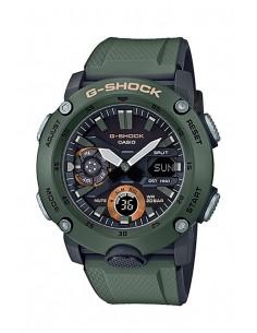 Herrenuhr GA-2000-3AER Casio G-Shock & G-Carbon