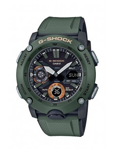 Montre GA-2000-3AER Casio G-Shock & G-Carbon