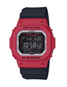 Montre GW-M5610RB-4ER Casio G-Shock G-SHOCK BLACK AND RED