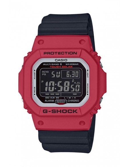Casio GW-M5610RB-4ER G-Shock G-SHOCK BLACK AND RED Watch