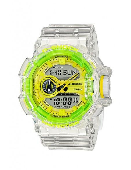 Casio GA-400SK-1A9ER G-Shock Super Slear Skeleton Watch
