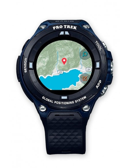 Casio WSD-F20A-BUAAE PRO TREK SMART Watch