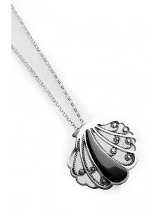 Fink Pendant TJ029250 Silver Shell