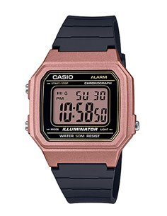Montre W-217HM-5AVEF Casio Collection