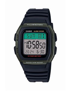 Casio W-96H-3AVEFF Collection Watch