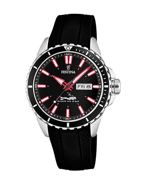 Festina F20378/2 The Originals Diver Watch