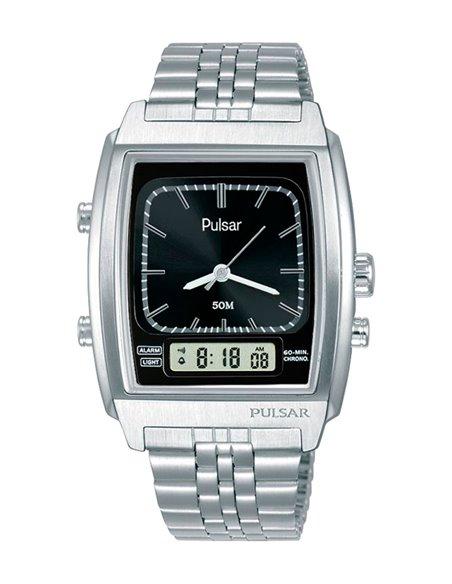 Pulsar Watch PBK035X2Duo 40th Anniversary