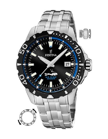 Herrenuhr F20461/4 Festina The Originals Diver